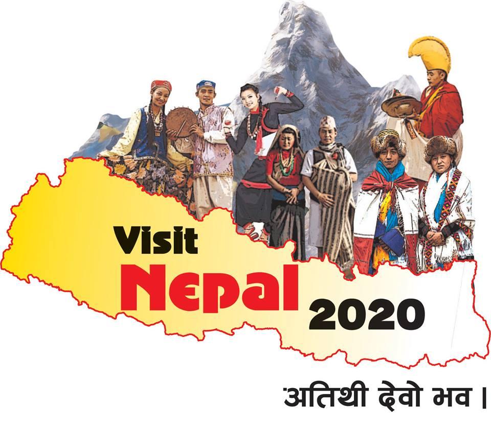 Nepal celebrating  Visit Nepal 2020