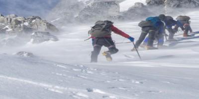 Yala Peak Climbing - 5732 m